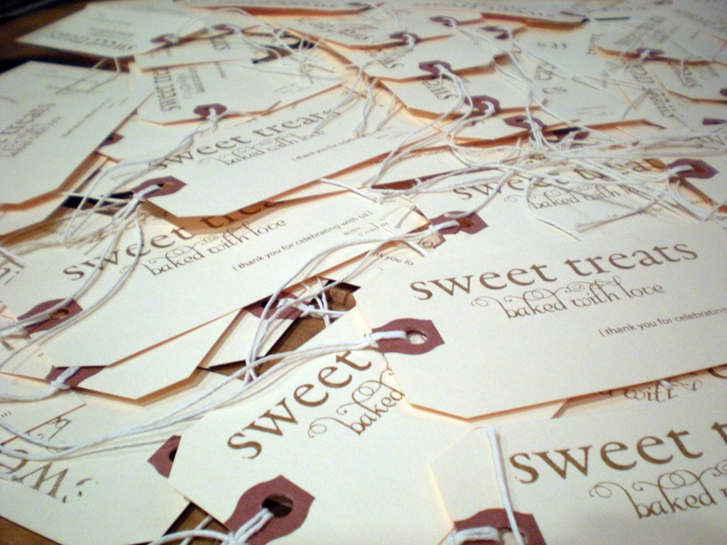 Wedding favor tags do it yourself picture ideas references 200 diy favor tags gocco favor tags elizabeth anne solutioingenieria Choice Image