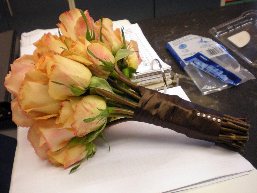 Diy Bouquet Trial Elizabeth Anne Designs The Wedding Blog