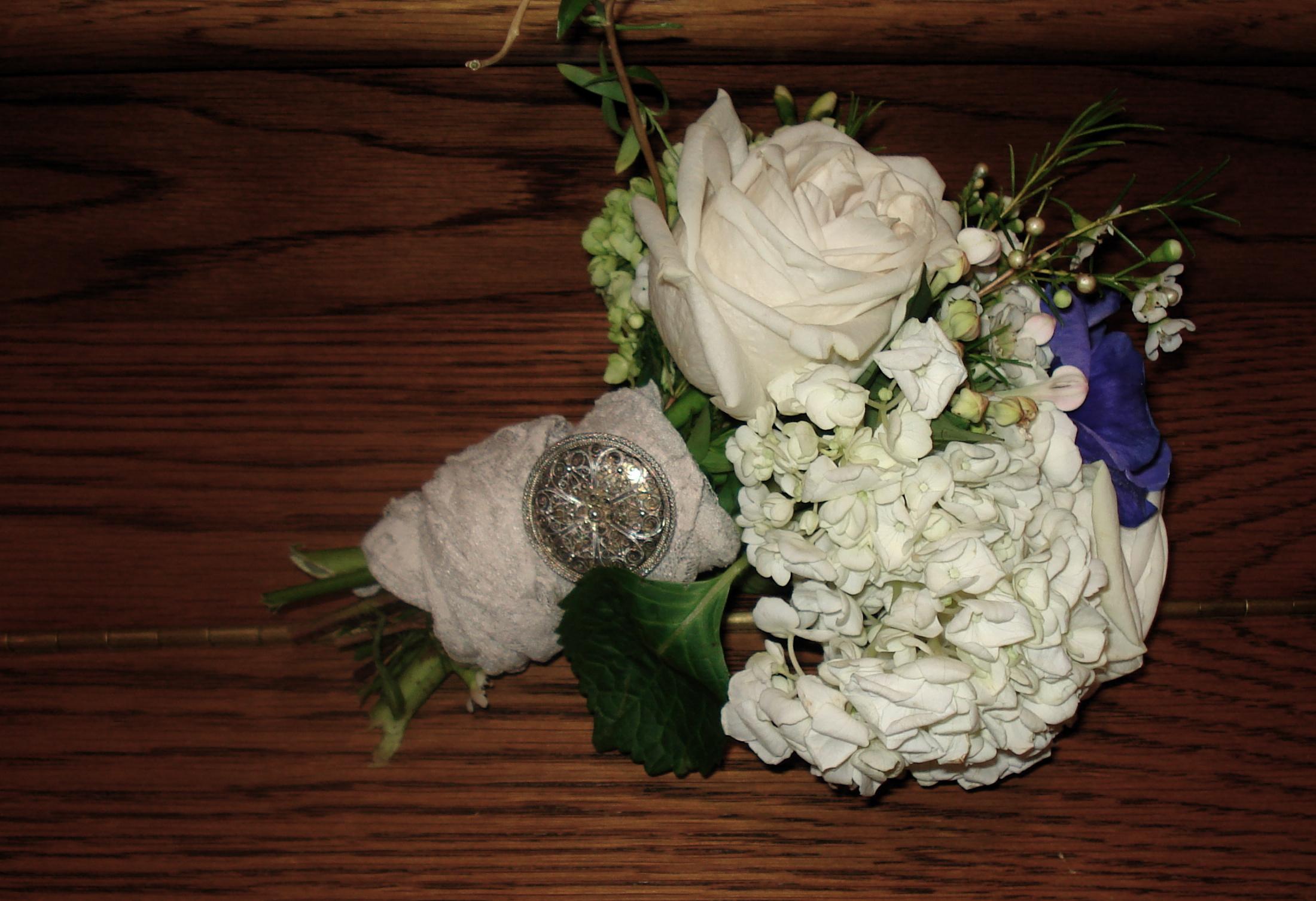 Diy Flower Girl Bouquets