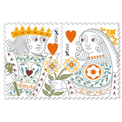 king queen stamps