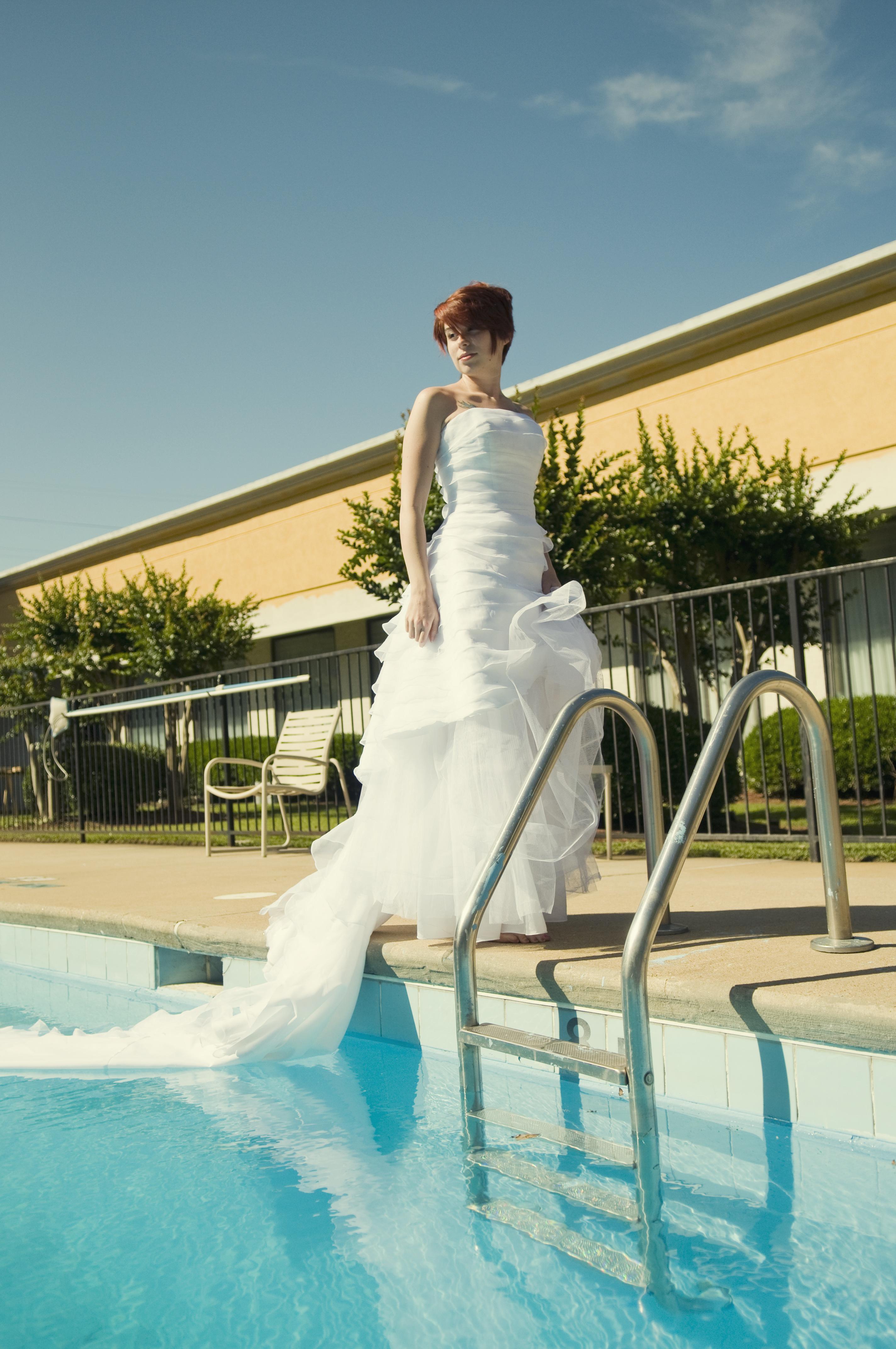 Trash the Dress - Elizabeth Anne Designs: The Wedding Blog