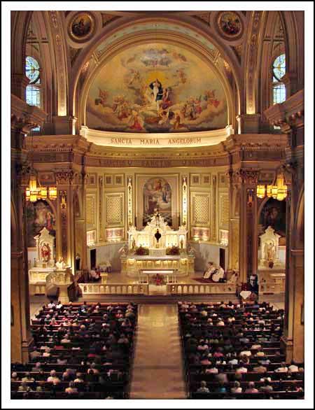 the catholic church mass