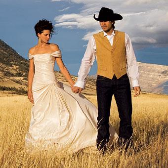Свадьба в стиле вестерн!!!