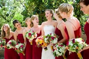 Raspberry-Melissa-Sweet-Bridesmaids-Dresses