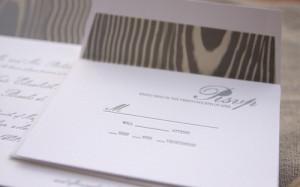 faux-bois-rsvp-letterpress-simplesong-design