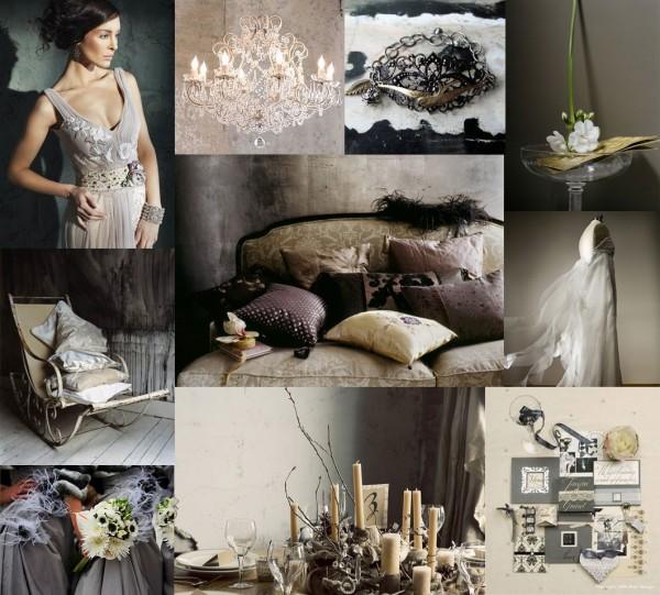 glamorous-gray-wedding-inspiration-board