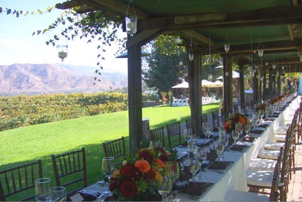 All Images From Orfila Vineyards