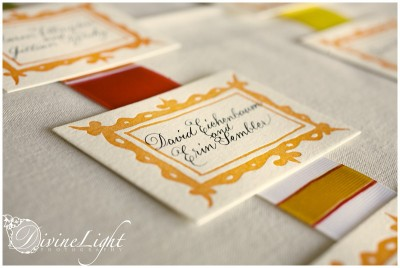 calligraphy-escort-cards