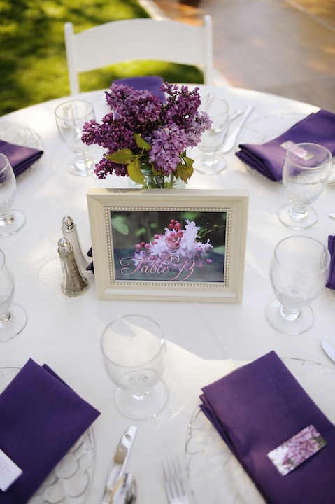 Real Wedding Inspiration Lilacs Elizabeth Anne Designs The