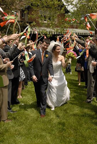 orange-and-green-ribbon-wands