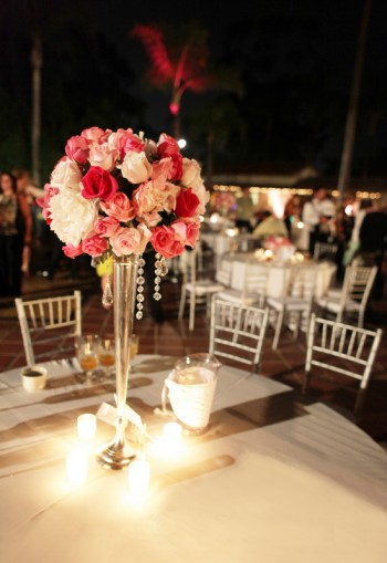 pink-topiary-centerpieces
