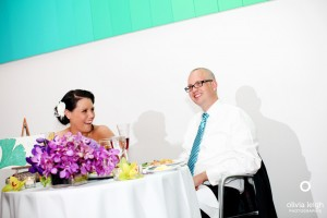 sweetheart-table-with-multicolored-centerpiece