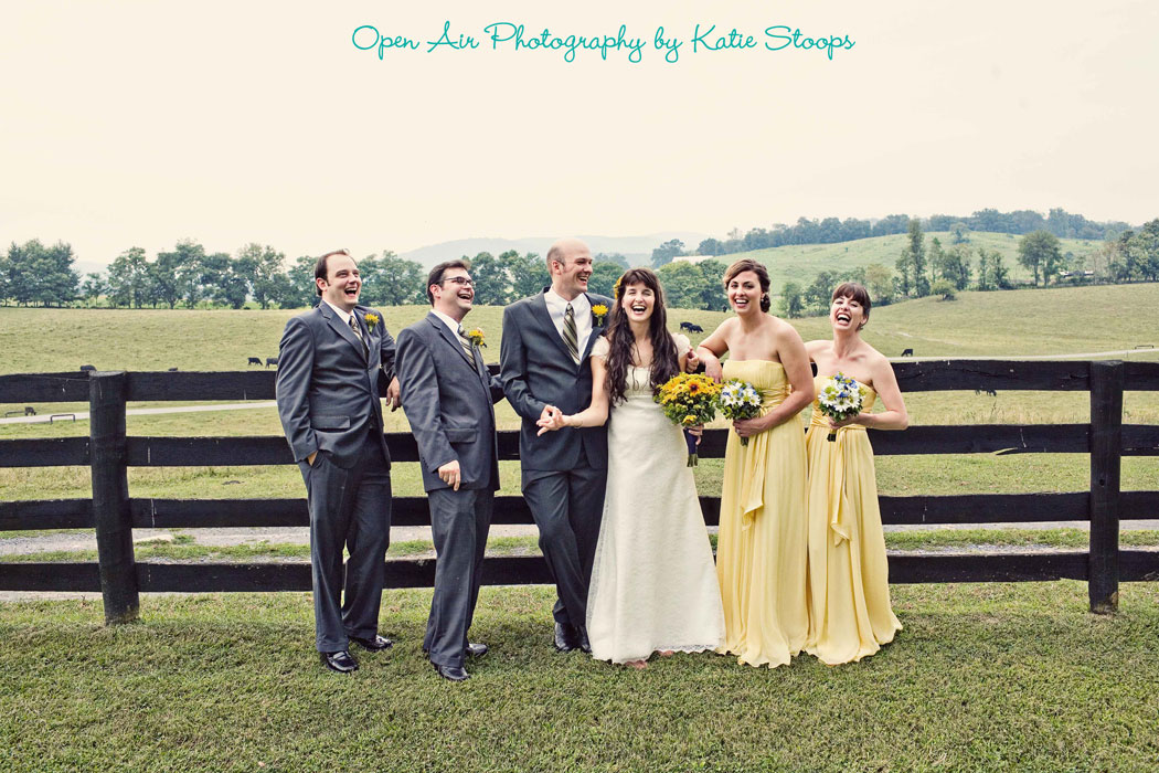 I finally figured out my wedding theme wedding Yellow Bridesmaids