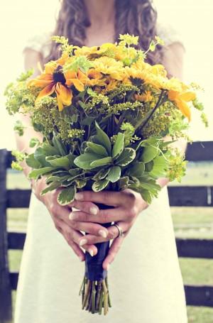 yellow-sunflower-bouquet2
