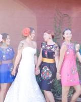 8312d13c0f Mexican Peasant Bridesmaids Dresses