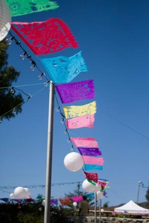Papel Picado Banners Wedding