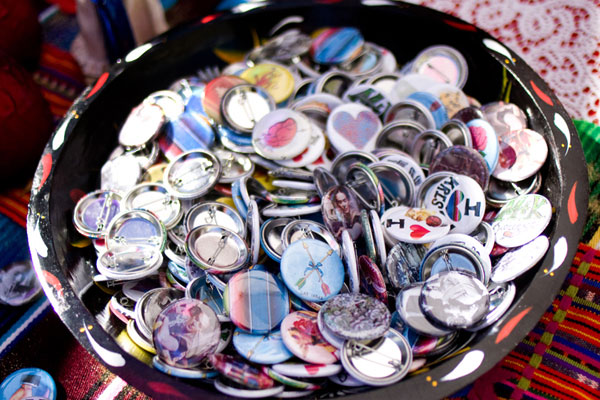 DIY Pinback Buttons