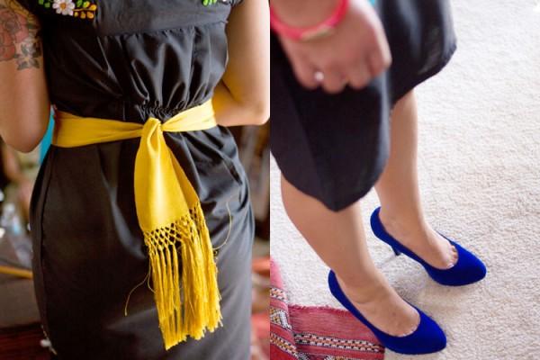 98e1674d71 Mexican Peasant Bridesmaids Dresses - Elizabeth Anne Designs  The ...
