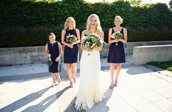 navy-blue-bridesmaids-and-flower-girl-dresses