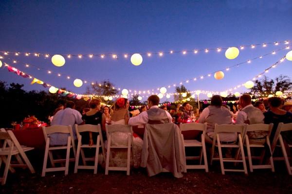 Outdoor Mexican Fiesta Wedding