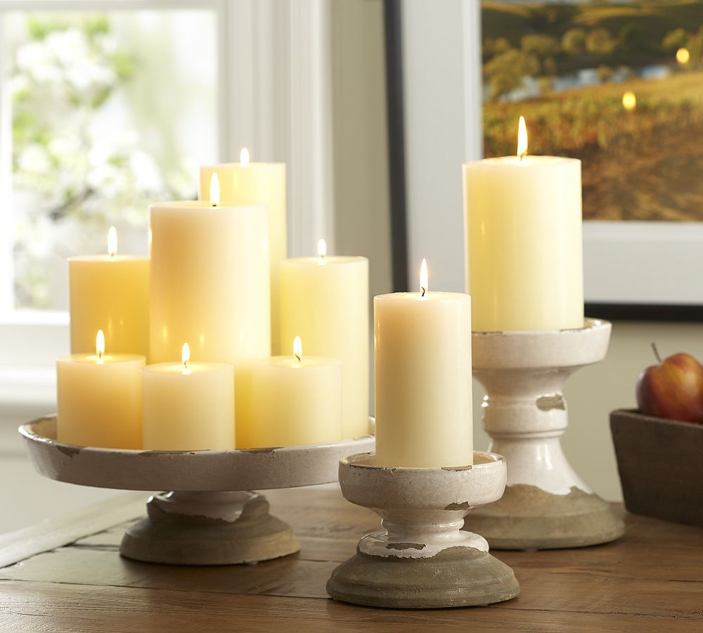 Meeting with a the florist elizabeth anne designs - Decoration de table avec bougies ...