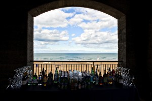 wedding-reception-bar-with-lake-michigan-in-background