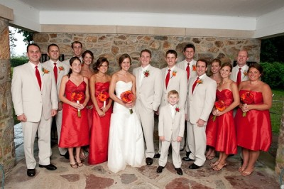wedding_party_red