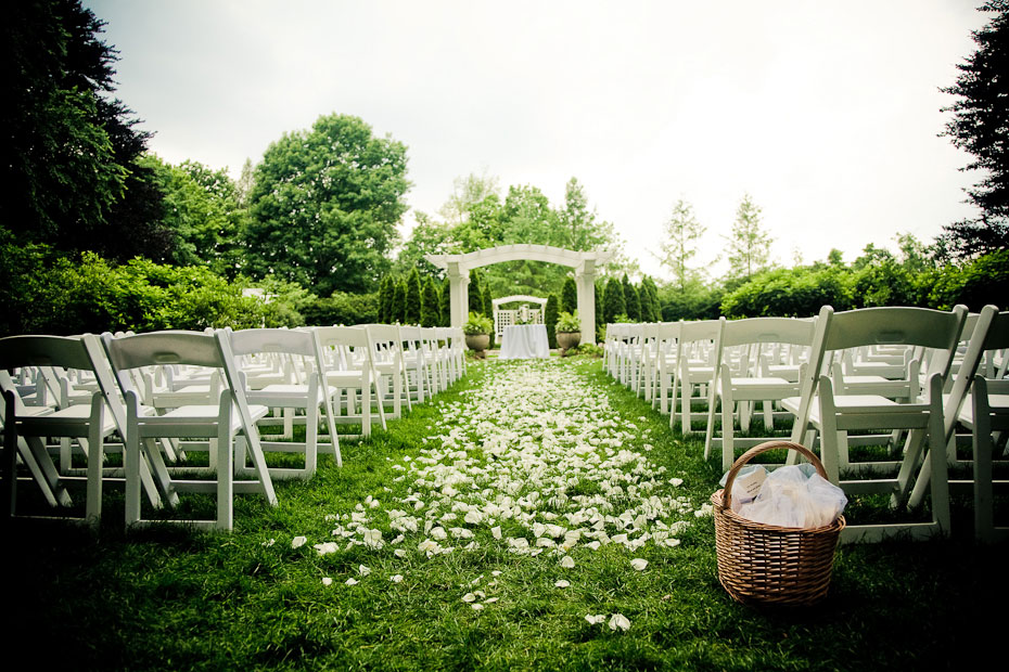 Garden wedding venues for a romantic wedding Weddings Engagement