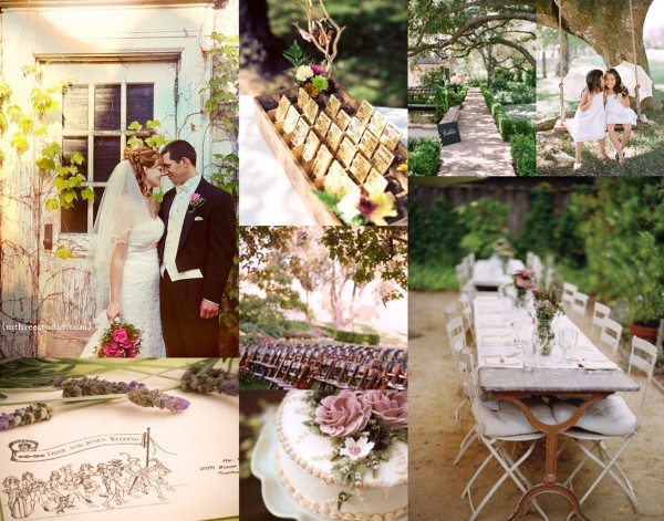 rustic-pink-green-purple-garden-wedding-inspiration-board