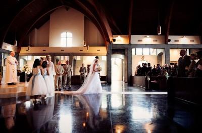 st-ritas-catholic-church-seaside-wedding-ceremony
