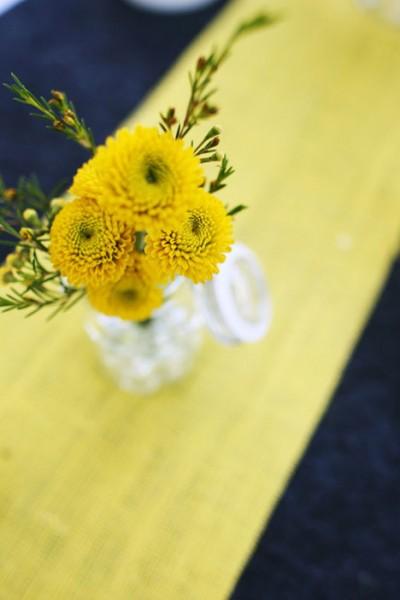 yellow-mums