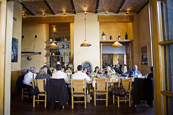 Afternoon Lunch Restaurant Wedding