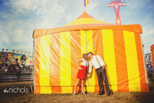 at-the-carnival-engagement-session