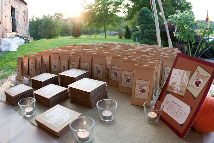 Exquisite Events Seattle Edible Wedding Favors
