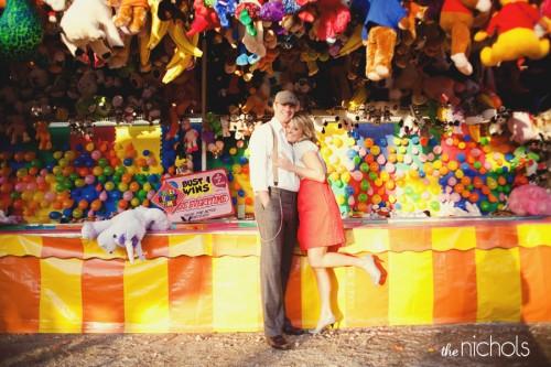 carnival-fair-games-engagement-photos