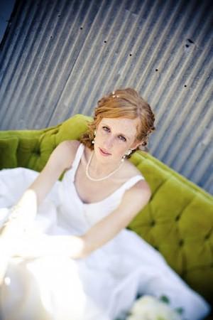 diy-green-and-yellow-wedding