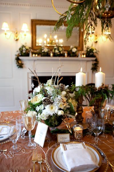 gold-holiday-wedding