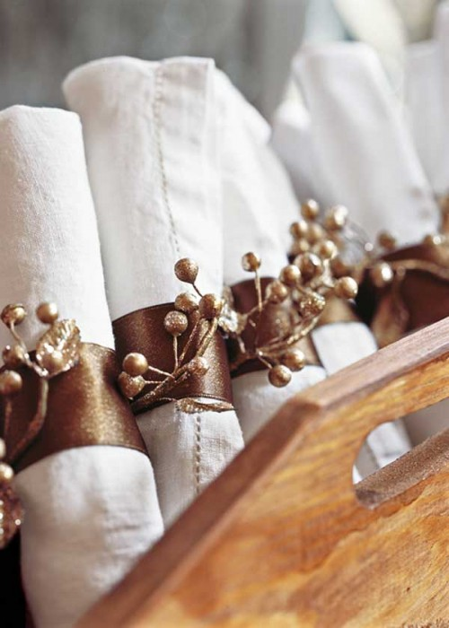 gold-napkin-rings-wrapped-silverware