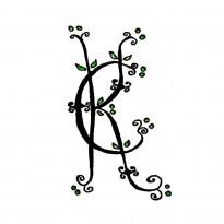 monogram-sticker