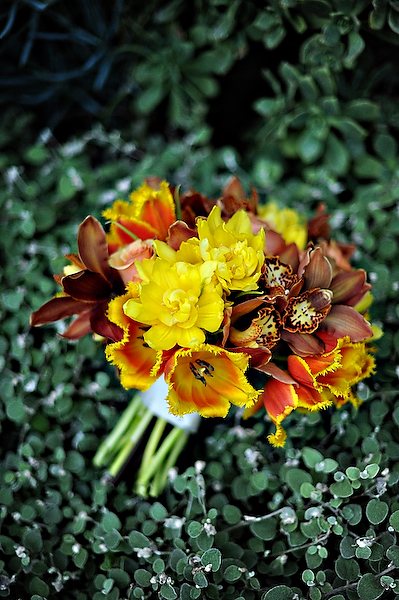 orange-and-brown-bouquet