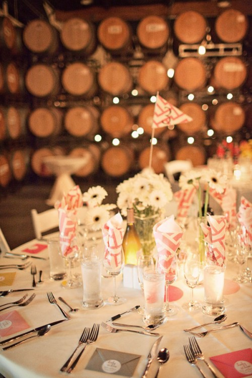 pink-and-white-centerpieces-diy-wedding