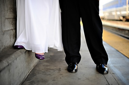 purple-bride-shoes