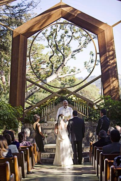 Wayfarers Chapel Wedding.Wayfarers Chapel Wedding Ceremony Elizabeth Anne Designs The