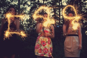 wedding-ideas-sparklers
