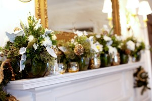 winter-mantle-decorations