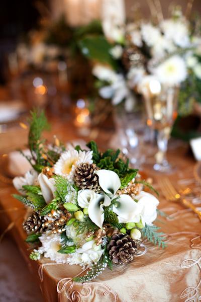 Winter Wedding Inspiration Elizabeth Anne Designs The