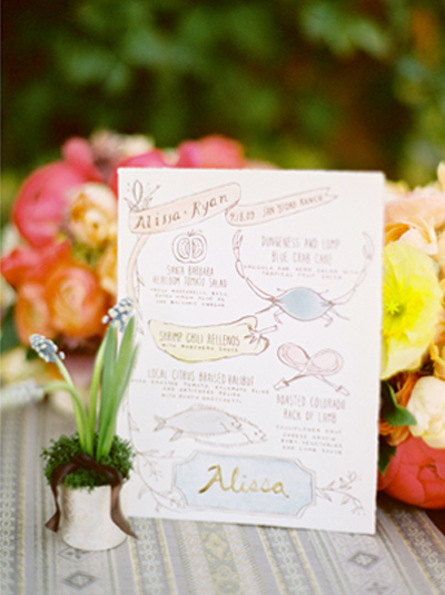 yellow-owl-workshop-handdrawn-wedding-menu