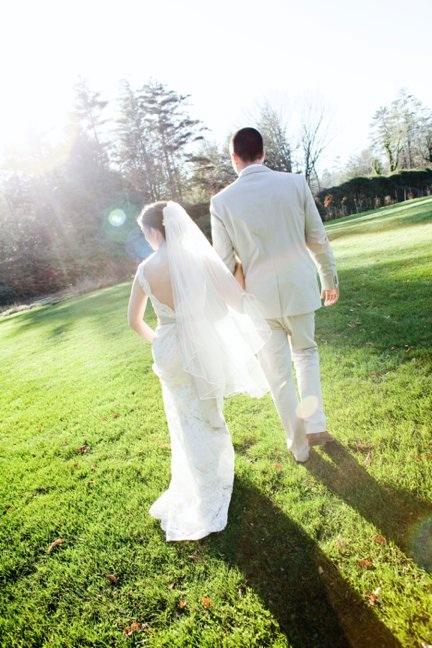 bride-and-groom-walking-away