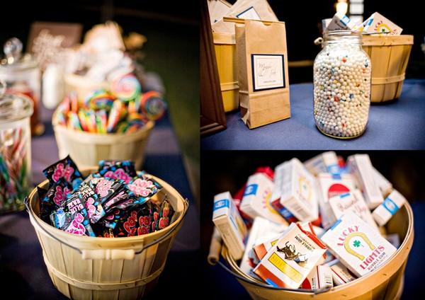 Candy Buffet Wedding Ideas Elizabeth Anne Designs The Wedding Blog