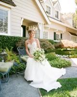 Classic Southern Bridal Portrait
